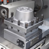 Máquina do metal da base lisa do CNC