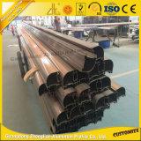 Porte coulissante en aluminium en aluminium personnalisée par professionnel de guichet de glissement