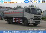 Df 245HP 6X4の燃料の液体の/Oil/ガソリンディーゼルタンクトラック