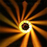 LEIDEN van X12 van de Straal van de Disco van het Oog DMX van de bij Lichte 19 Bewegend Hoofd