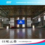 Scan-hohe Helligkeit des synchrones SteuerP4.81 SMD 1/8 bekanntmachender örtlich festgelegter LED-Innenbildschirm