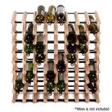 ベストセラーの木のワインのホールダーのホーム棒ワイン・ボトルのホールダーの創造的なギフトの純木のワインラック