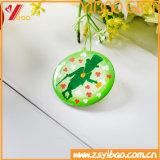 Pin del tasto dello stagno di disegno di marchio di Customed/distintivo per l'indumento (YB-TB-01)