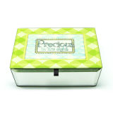 昇進のギフトHx-7244のための卸し売り一義的なガラス宝石箱
