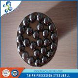 Bola de acero inoxidable del carbón de la Mini-Talla 1m m de la alta precisión para la pluma de bola