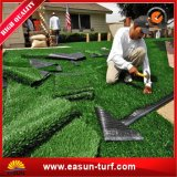 Hierba artificial suave del césped de la boda para el jardín