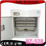 小規模500の卵の定温器のふ化場の価格の中国製卵の定温器