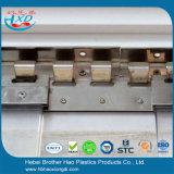 Комплекты вешалки занавеса PVC свободно образца нержавеющей стали EU прочные