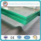 vidrio laminado claro de 12.76m m con ISO CCC