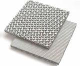 明白な織り方の焼結させた正方形によって編まれる金網
