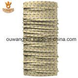 Волшебной шарф износа Bandanas Multi безшовной напечатанный таможней