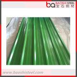 Folha ondulada da telhadura com boa qualidade do fabricante de China