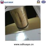 Panneau de finition de décor d'acier inoxydable de miroir de saphir