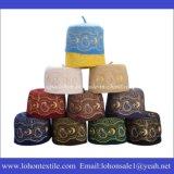 Islamischer Hut durch Costomed, Wolle materielles Handmake für moslemisches islamisches Land