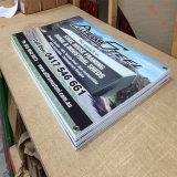 Новой печатание доски Coreflute конструкции напечатанное таможней водоустойчивое