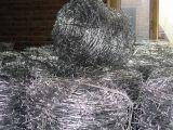 Types galvanisés électriques de barbelé pour la frontière de sécurité de prison