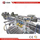 Linea di produzione di vetro dell'Assemblea del modulo fotovoltaico professionale con l'alta velocità