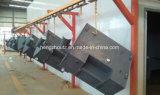 Linha de revestimento do pó do cilindro para a linha de produção do cilindro do LPG