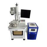 Hohe Präzisions-UVlaser-Markierungs-Gravierfräsmaschine auf Glasstein