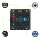 tela de indicador interna do diodo emissor de luz da cor cheia da alta qualidade de 3mm para a parede do vídeo do diodo emissor de luz