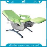 AGXs104病院装置の手動コレクションの血の透析の椅子
