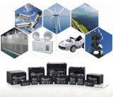 Leoch 12V 12Ah ciclo profundo de la batería solar fiable utiliza en pequeñas Home Systems