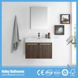 Популярной вспомогательное оборудование ванной комнаты MDF установленное стеной с 2 дверями (BF382D)