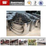 ステンレス鋼の製造を溶接しているカスタムOEM