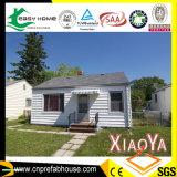 Luxuxart-Landhaus mit hellem Stahl