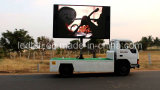 Suministro Profesional LED Display Advertising Board Truck