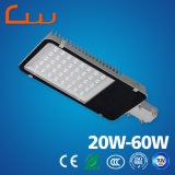Echte Picture Battery op Pool 15W 4m LED Solar Street Light