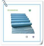 Rullo concentrare dell'esame del lenzuolo di massaggio