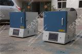 horno de rectángulo programable del laboratorio del horno de mufla 1200c