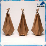 Bolsa de papel al por mayor modificada para requisitos particulares/bolsa de papel del regalo/bolsa de papel de las compras/bolsa de papel de Kraft