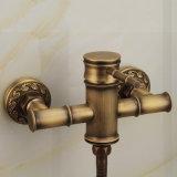 Отделка ливня Faucet ванной комнаты Flg установленной установленная стеной античная