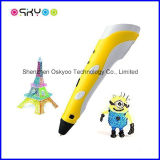 Stylo d'impression 3D innovant Handheld Magic Gift