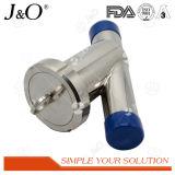 溶接のステンレス鋼のこし器が付いている衛生Yのこし器フィルター