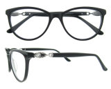 Het Optische Frame van Eyewear van de Manier van de Glazen van de Acetaat van China