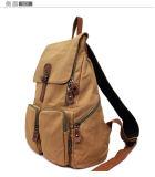 (KL198) Sacs durables kaki extérieurs faits sur commande de sac à dos de toile