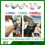 Kleiner Pocket drahtloser Ultraschall-lineare Reihen-Handfühler, konvexer Reihen-Fühler, USG Fühler