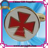 Cufflink металла высокого качества с логосом клиента