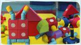 Magnetisches Paradies--Magnetisches Baukastenprinzip-Spielzeug--Teile u. Elemente (kundenspezifische Ordnung)