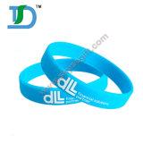 Geschenk personifiziertes Silikon-Armband 1 Zoll-breiter SilikonWristband