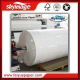 Normale riesige Rolle 57GSM der Größen-1.62m (64inch) Nicht-Kräuseln schnelles trockenes Sublimation-Papier