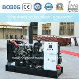 тепловозный генератор 22kVA приведенный в действие китайским двигателем Yangdong
