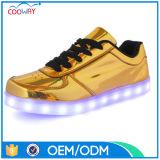 USB способа поручая светлые ботинки СИД с переменчивым цветом 11