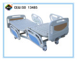 (A-75) Cama de hospital manual Double-Function movible con la pista de la base de los PP