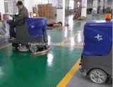타일 바닥 청소 수세미 기계