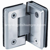 Edelstahl-Dusche-Tür-Scharnier für Glastür (SH-0352)