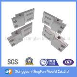 Pieza que trabaja a máquina del CNC del aluminio de la alta calidad con anodizado